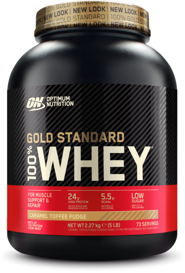 OPTIMUM NUTRITION GOLD STANDAD 100%WHEY