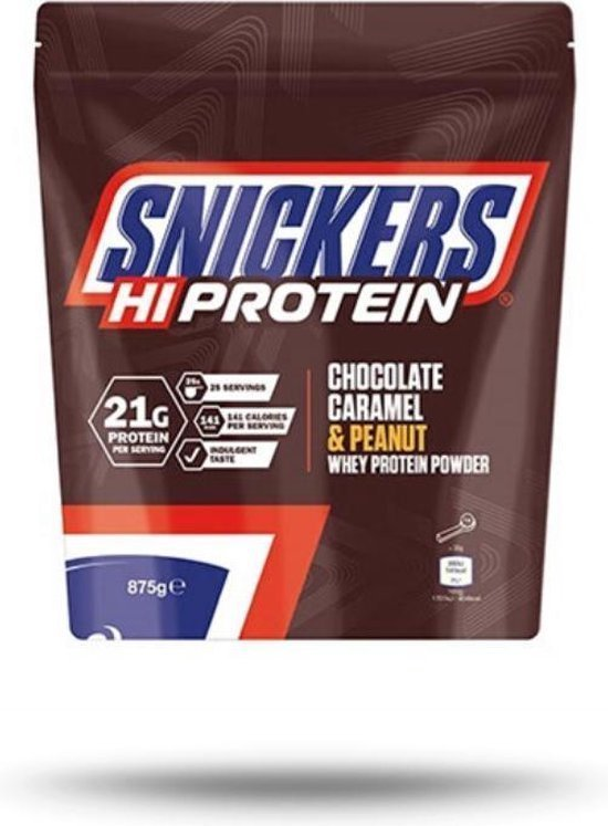SNICKERS PROTEIN