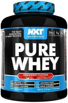 NXT PURE WHEY PROTEIN