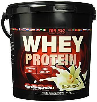 WHEY PROTEIN MR BIG