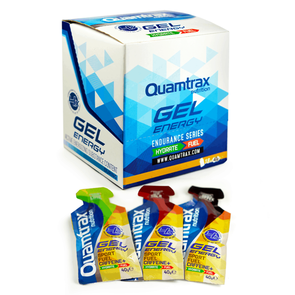 ENERGY GEL QUAMTRAX