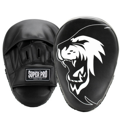 SUPERPRO HANDPADS ZWART WIT FOCUS