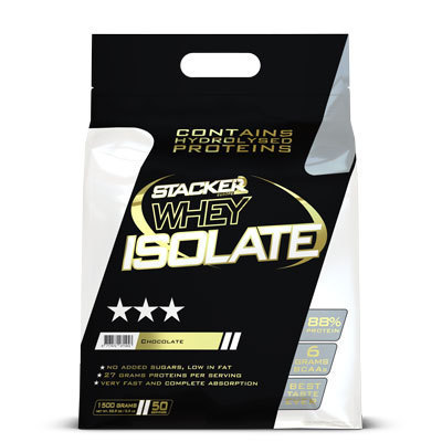 WHEY ISOLATE PROTEIN STACKER 2 EUROPE